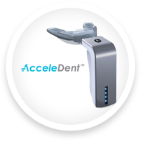 acceledent and propel for braces